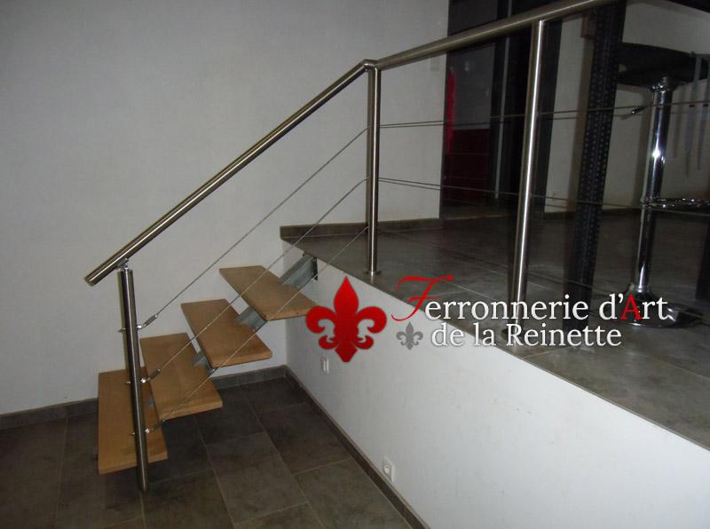 Garde corps en inox à Aix en Provence - Ferronnier Var 83 ...